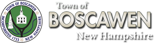 Town of Boscawen NH